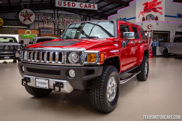 2009 Hummer H3 SUV Luxury in Addison Texas, 75001