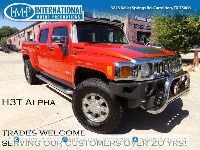 2009 Hummer H3 H3T Alpha Leather in Carrollton, TX 75006