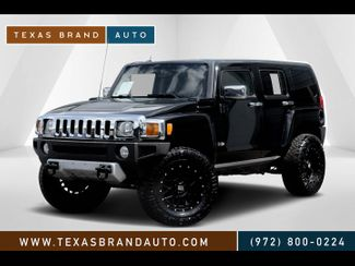 2009 Hummer H3 Leveled in Dallas, TX 75229