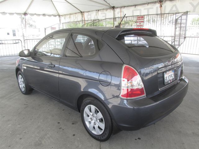 2009 Hyundai Accent Man GS Gardena, California 1
