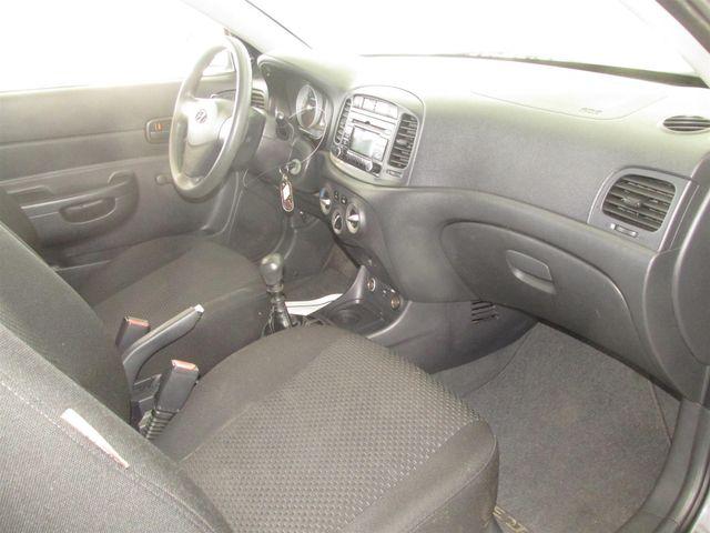 2009 Hyundai Accent Man GS Gardena, California 8