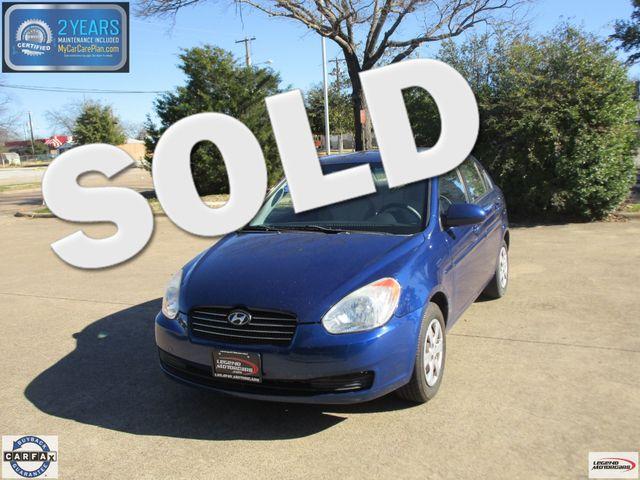 2009 Hyundai Accent Auto GLS in Garland