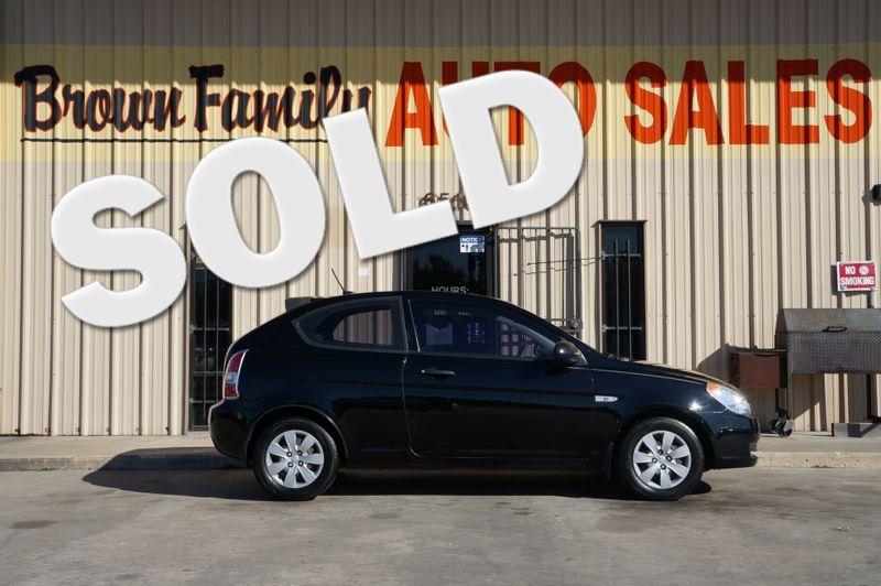 2009 Hyundai Accent Auto GS | Houston, TX | Brown Family Auto Sales in Houston TX