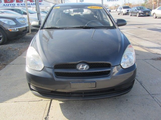 2009 Hyundai Accent Man GS Jamaica, New York 1