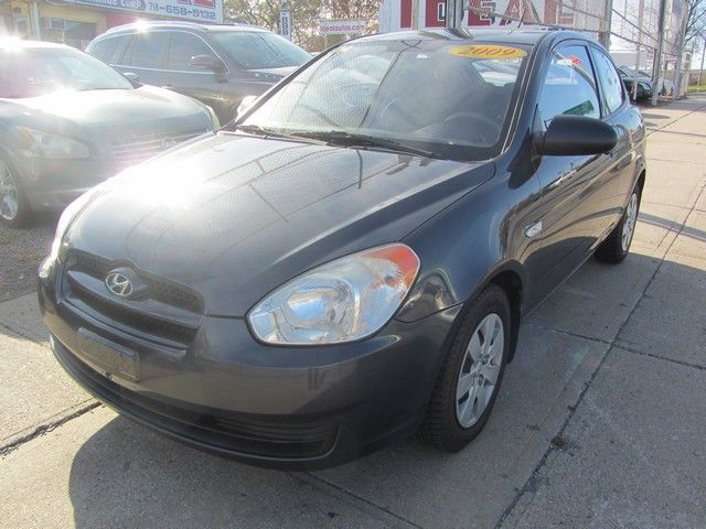 2009 Hyundai Accent Man GS Jamaica, New York 2