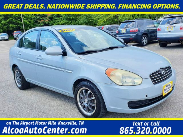 "2009 Hyundai Accent Auto GLS w/15"" Alloys"