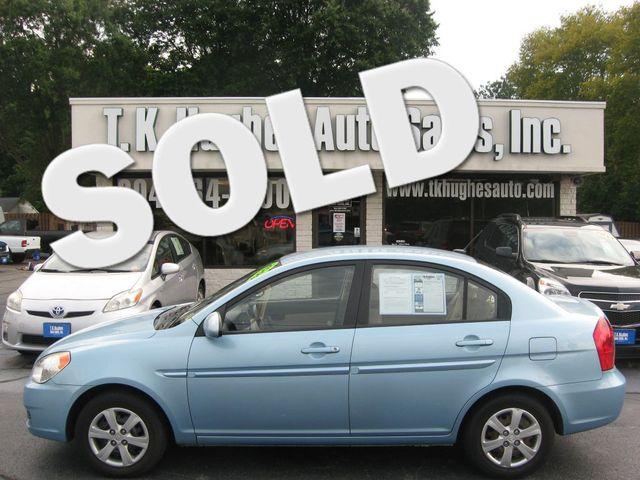 2009 Hyundai Accent Auto GLS Richmond, Virginia 0