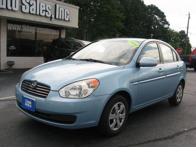 2009 Hyundai Accent Auto GLS Richmond, Virginia 1