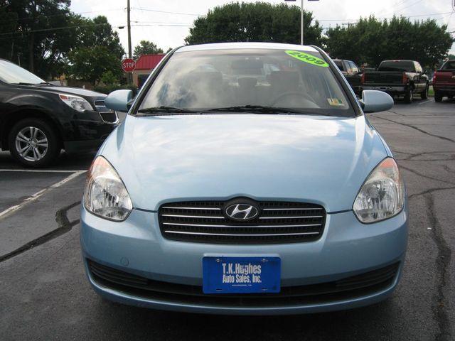 2009 Hyundai Accent Auto GLS Richmond, Virginia 2