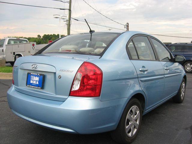 2009 Hyundai Accent Auto GLS Richmond, Virginia 5
