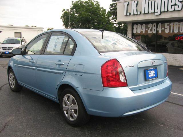 2009 Hyundai Accent Auto GLS Richmond, Virginia 7