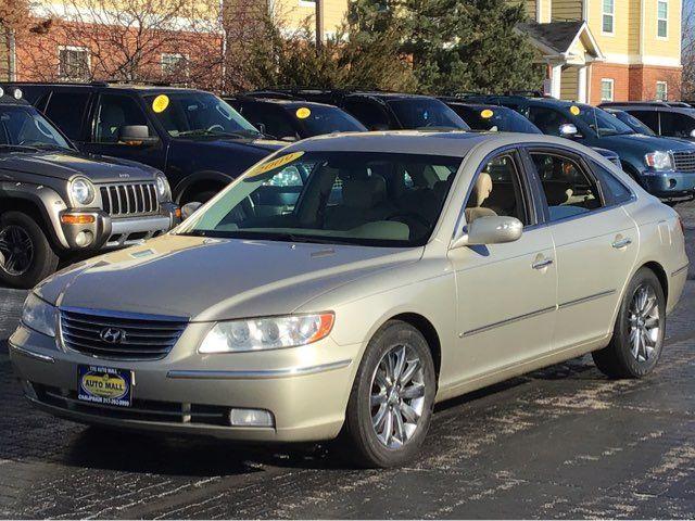 2009 Hyundai Azera Limited | Champaign, Illinois | The Auto Mall of Champaign in Champaign Illinois