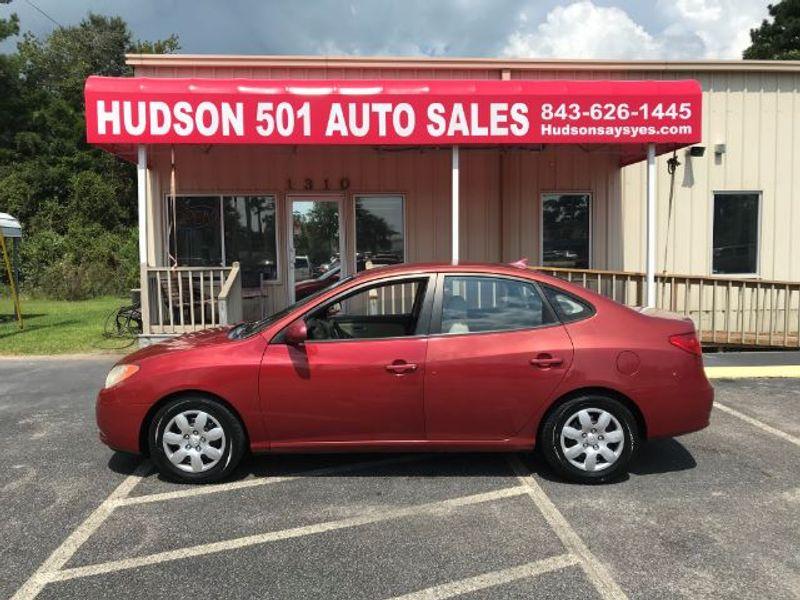 2009 Hyundai Elantra GLS | Myrtle Beach, South Carolina | Hudson Auto Sales in Myrtle Beach South Carolina