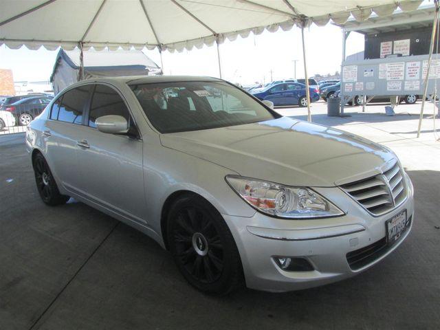 2009 Hyundai Genesis Gardena, California 3