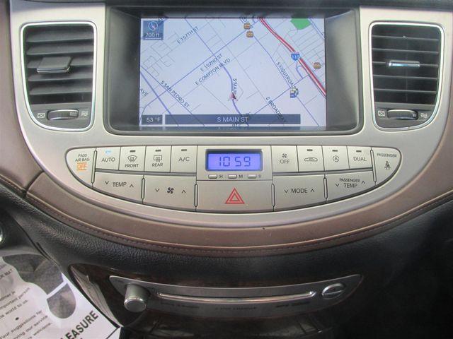 2009 Hyundai Genesis Gardena, California 6