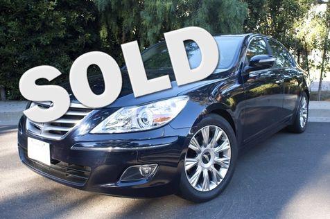 2009 Hyundai Genesis, Fully Loaded, Low Mileage, Super Clean, California Car, Factory Warranty in , California