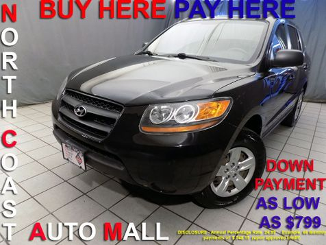 2009 Hyundai Santa Fe GLS As low as $799 DOWN in Cleveland, Ohio
