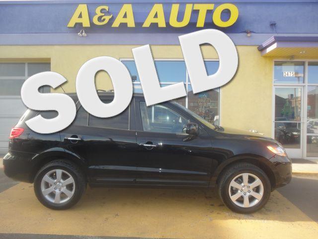 2009 Hyundai Santa Fe Limited in Englewood, CO 80110