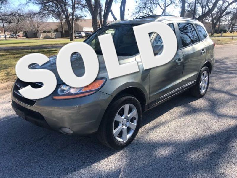 2009 Hyundai Santa Fe Limited | Ft. Worth, TX | Auto World Sales LLC in Ft. Worth TX