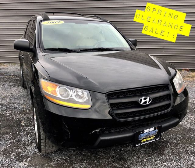 2009 Hyundai Santa Fe GLS AWD in Harrisonburg, VA 22802