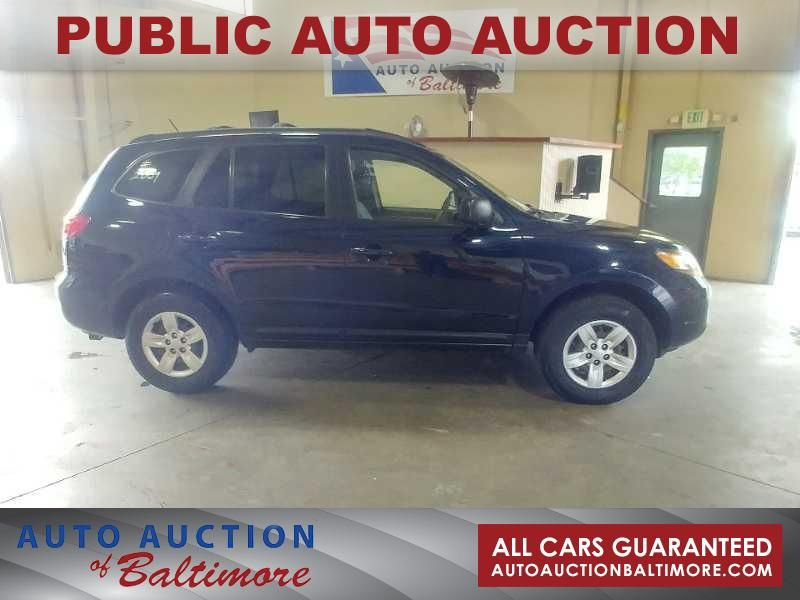 2009 Hyundai Santa Fe GLS | JOPPA, MD | Auto Auction of Baltimore  in JOPPA MD