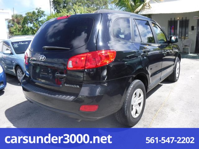2009 Hyundai Santa Fe GLS Lake Worth , Florida 2