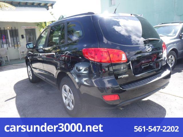 2009 Hyundai Santa Fe GLS Lake Worth , Florida 3