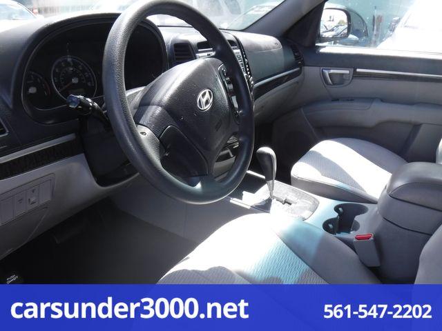 2009 Hyundai Santa Fe GLS Lake Worth , Florida 4