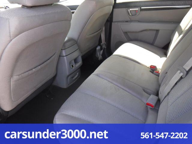 2009 Hyundai Santa Fe GLS Lake Worth , Florida 5