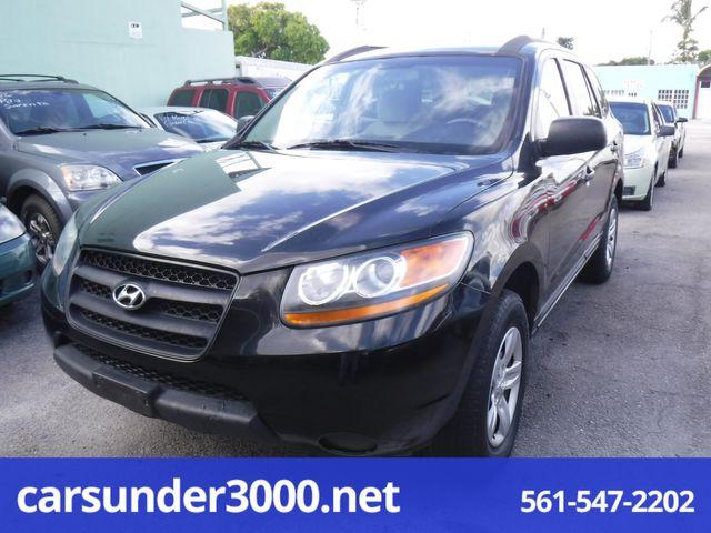 2009 Hyundai Santa Fe GLS Lake Worth , Florida 1