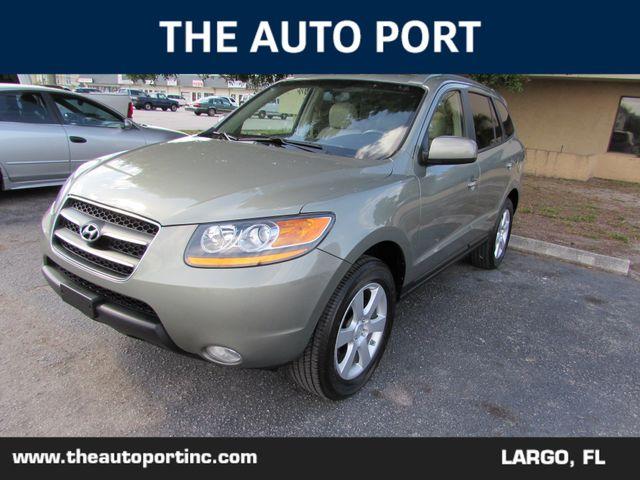 2009 Hyundai Santa Fe Limited W/NAVI in Largo, Florida 33773