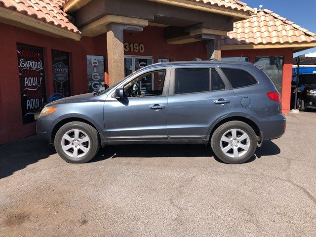 2009 Hyundai Santa Fe Limited CAR PROS AUTO CENTER (702) 405-9905 Las Vegas, Nevada 1