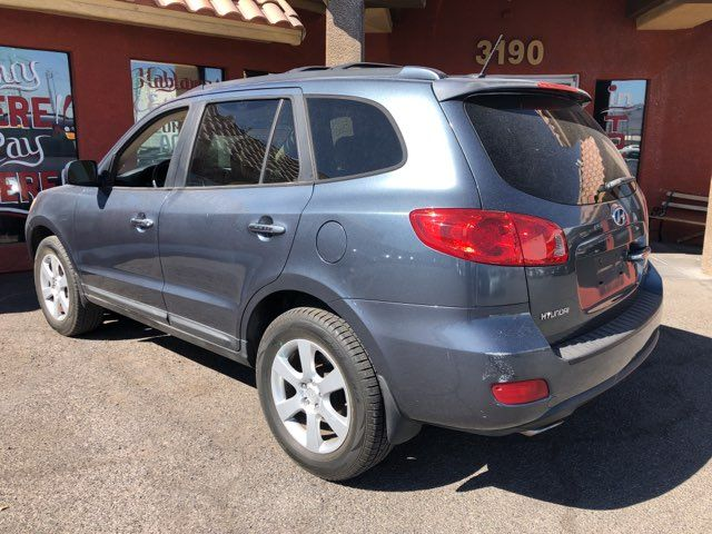 2009 Hyundai Santa Fe Limited CAR PROS AUTO CENTER (702) 405-9905 Las Vegas, Nevada 2