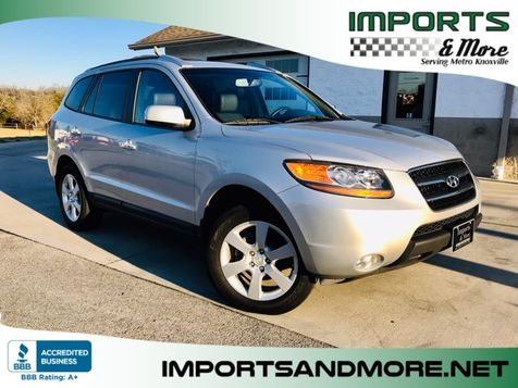 2009 Hyundai Santa Fe Limited V6 in Lenoir City, TN
