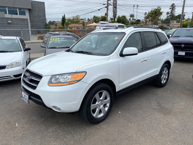 2009 Hyundai SANTA FE LIMITED W/ LEATHER & TOW PACKAGE