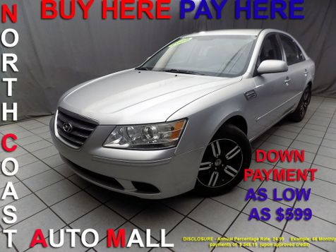 2009 Hyundai Sonata GLS As low as $599 DOWN in Cleveland, Ohio