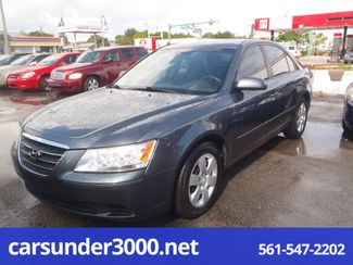 2009 Hyundai Sonata GLS Lake Worth , Florida
