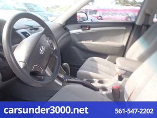 2009 Hyundai Sonata GLS Lake Worth , Florida 2