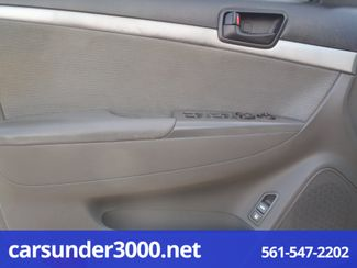 2009 Hyundai Sonata GLS Lake Worth , Florida 4