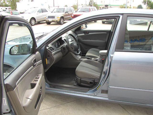 2009 Hyundai Sonata GLS in Medina OHIO, 44256