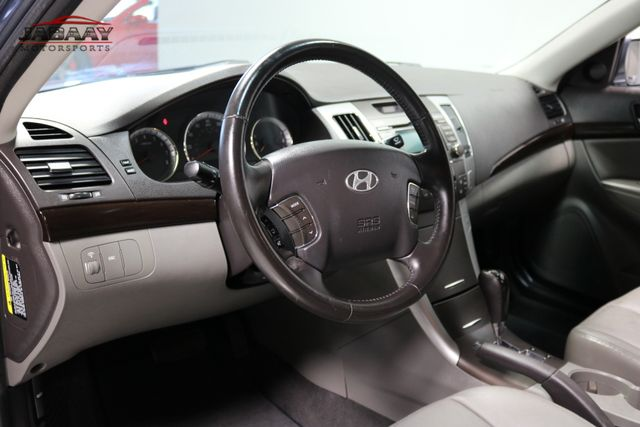 2009 Hyundai Sonata Limited Merrillville, Indiana 9