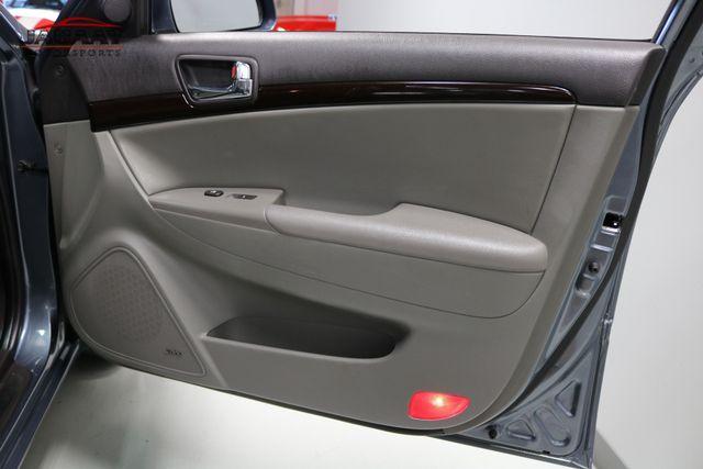 2009 Hyundai Sonata Limited Merrillville, Indiana 24