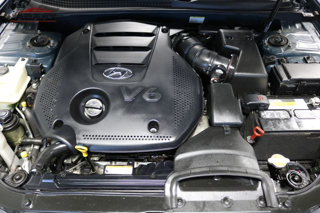 2009 Hyundai Sonata Limited Merrillville, Indiana 8