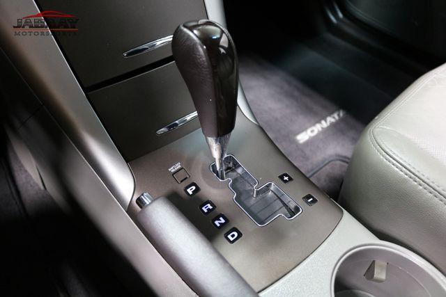 2009 Hyundai Sonata Limited Merrillville, Indiana 20