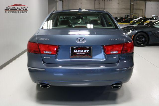 2009 Hyundai Sonata Limited Merrillville, Indiana 3