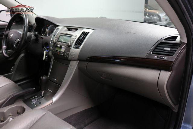 2009 Hyundai Sonata Limited Merrillville, Indiana 16