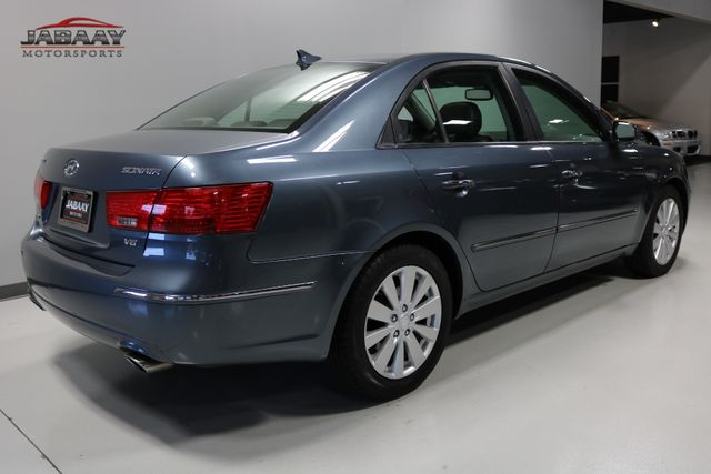 2009 Hyundai Sonata Limited Merrillville, Indiana 4