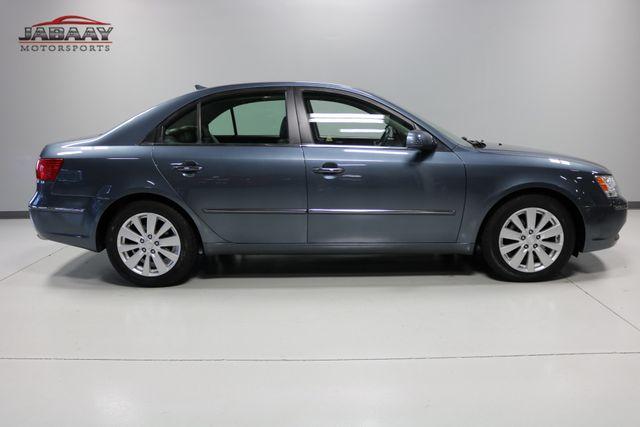 2009 Hyundai Sonata Limited Merrillville, Indiana 5