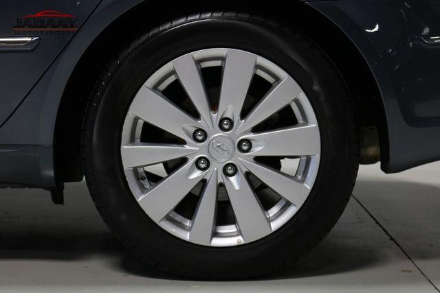 2009 Hyundai Sonata Limited Merrillville, Indiana 44