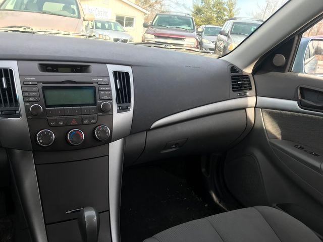 2009 Hyundai Sonata GLS Ravenna, Ohio 9